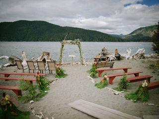 The wedding of Sarah and Cameron 2