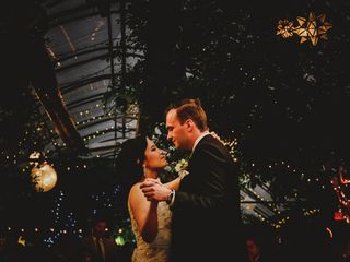 The wedding of Tung-Vi and Nick