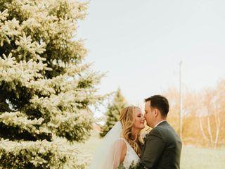 The wedding of Joanna and David 2