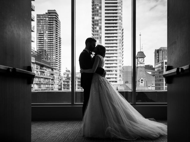 Ian and Kate's wedding in Toronto, Ontario 24