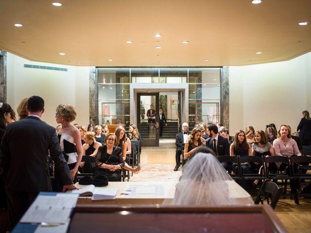 Ian and Kate's wedding in Toronto, Ontario 30