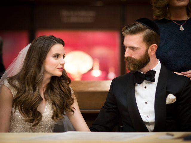 Ian and Kate's wedding in Toronto, Ontario 32