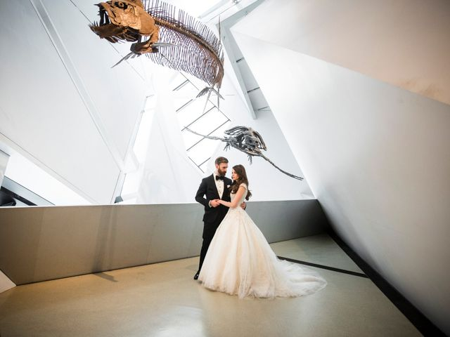 Ian and Kate's wedding in Toronto, Ontario 2