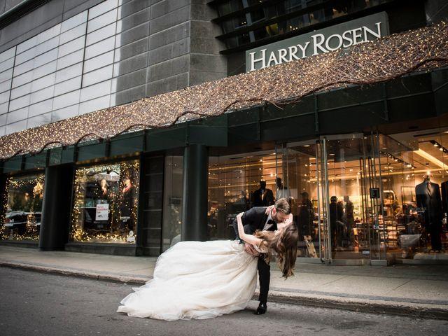 Ian and Kate's wedding in Toronto, Ontario 49