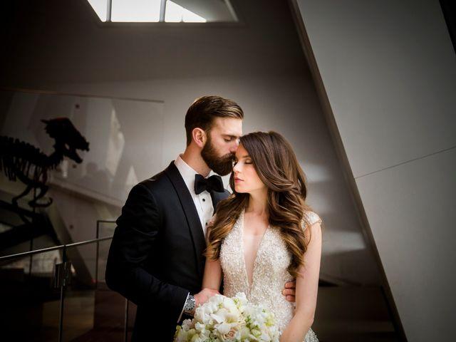 The wedding of Kate and Ian