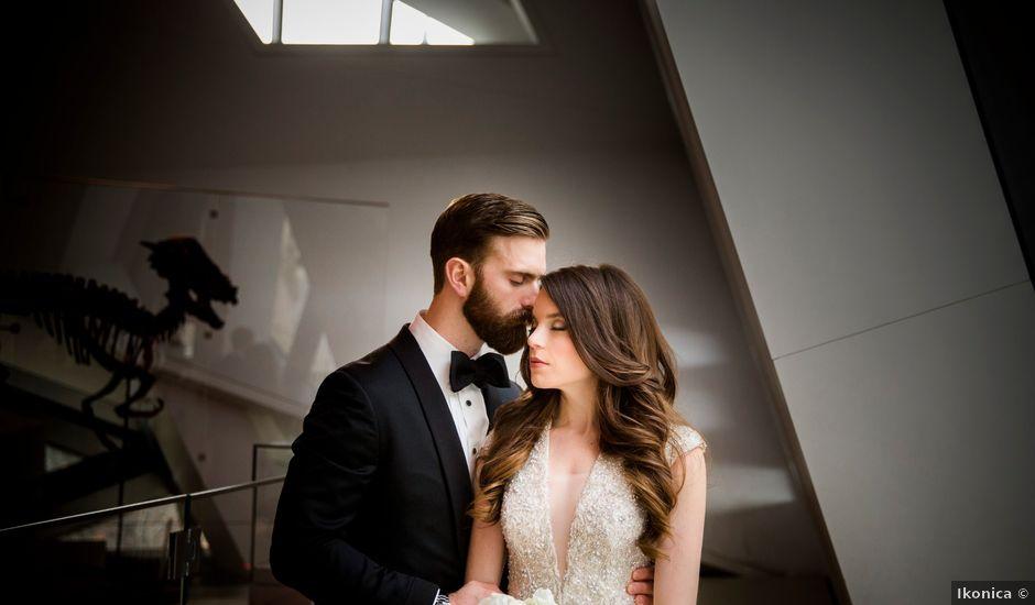 Ian and Kate's wedding in Toronto, Ontario
