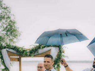 The wedding of Sarah and Nick 3