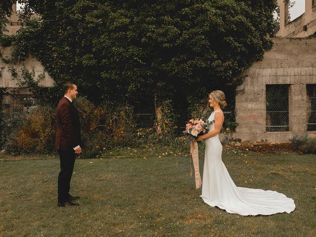 Alex and Charisse's wedding in Penticton, British Columbia 31