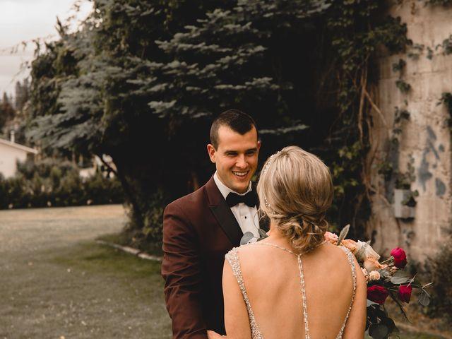 Alex and Charisse's wedding in Penticton, British Columbia 35
