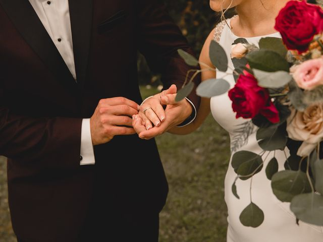 Alex and Charisse's wedding in Penticton, British Columbia 41