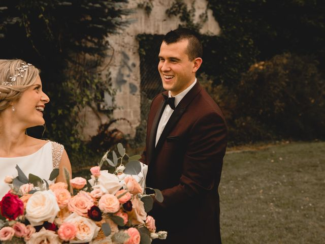 Alex and Charisse's wedding in Penticton, British Columbia 42