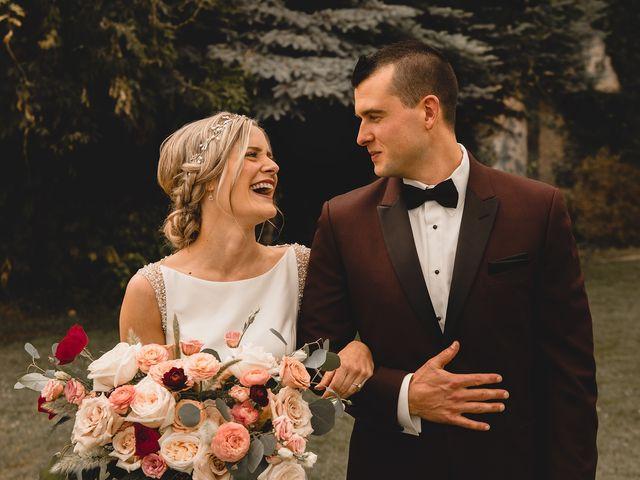 Alex and Charisse's wedding in Penticton, British Columbia 46