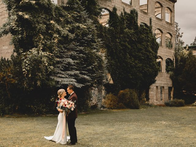 Alex and Charisse's wedding in Penticton, British Columbia 49