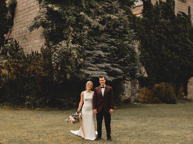 Alex and Charisse's wedding in Penticton, British Columbia 50
