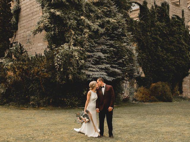Alex and Charisse's wedding in Penticton, British Columbia 51