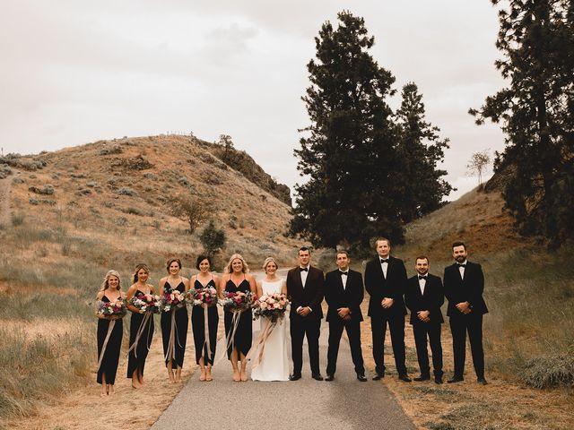 Alex and Charisse's wedding in Penticton, British Columbia 59