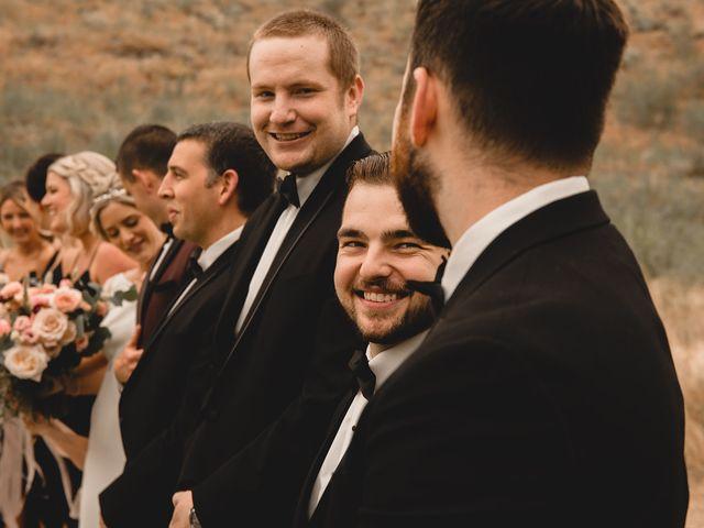 Alex and Charisse's wedding in Penticton, British Columbia 60