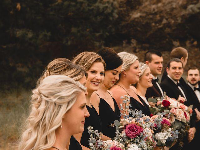 Alex and Charisse's wedding in Penticton, British Columbia 61