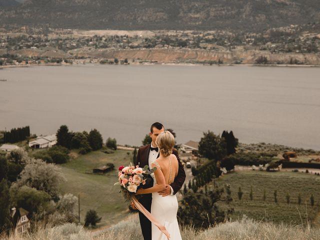 Alex and Charisse's wedding in Penticton, British Columbia 73