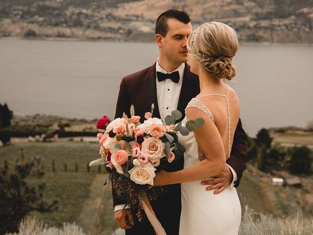 Alex and Charisse's wedding in Penticton, British Columbia 74