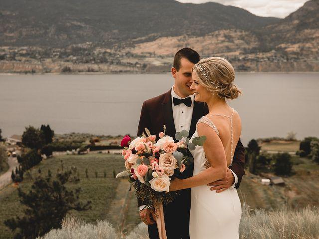 Alex and Charisse's wedding in Penticton, British Columbia 76