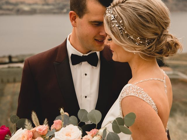 Alex and Charisse's wedding in Penticton, British Columbia 78