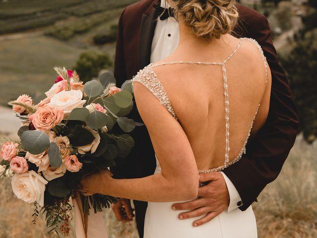 Alex and Charisse's wedding in Penticton, British Columbia 80