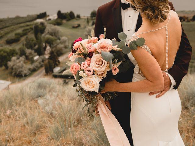 Alex and Charisse's wedding in Penticton, British Columbia 81