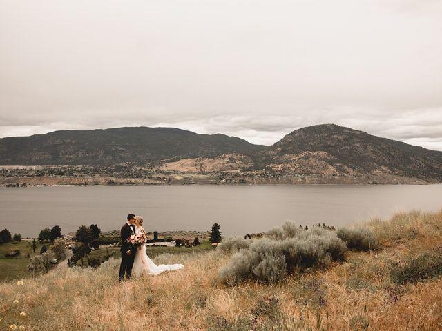 Alex and Charisse's wedding in Penticton, British Columbia 84