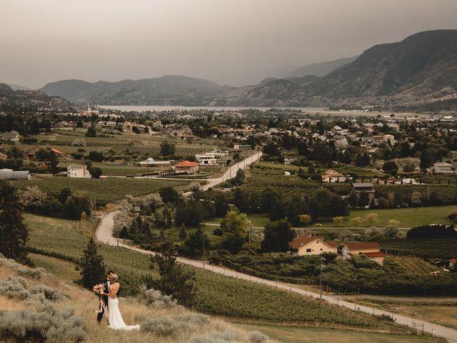 Alex and Charisse's wedding in Penticton, British Columbia 87