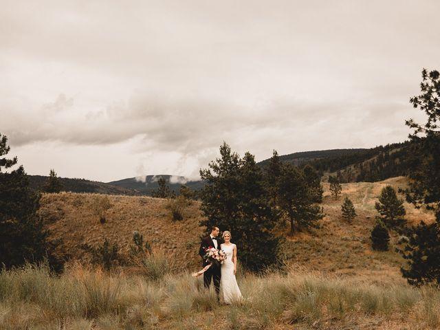 Alex and Charisse's wedding in Penticton, British Columbia 90