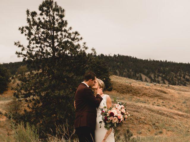 Alex and Charisse's wedding in Penticton, British Columbia 91