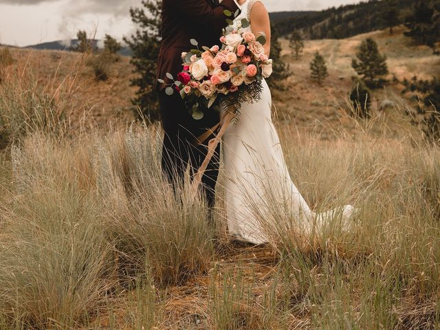 Alex and Charisse's wedding in Penticton, British Columbia 92