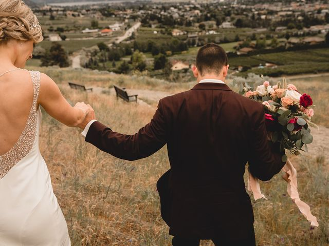 Alex and Charisse's wedding in Penticton, British Columbia 93