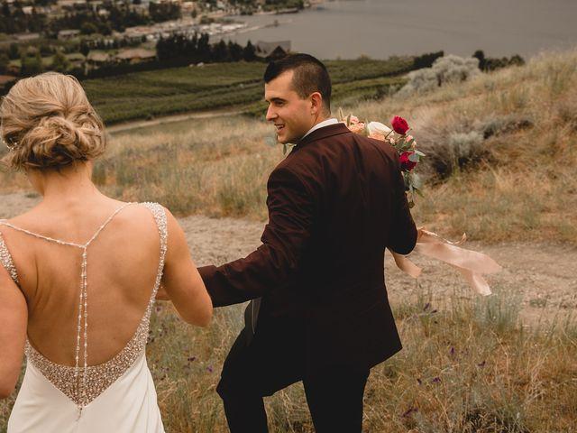 Alex and Charisse's wedding in Penticton, British Columbia 94
