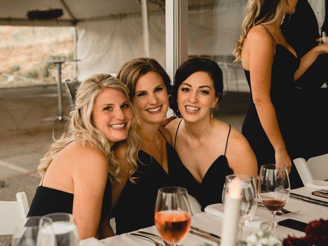 Alex and Charisse's wedding in Penticton, British Columbia 114