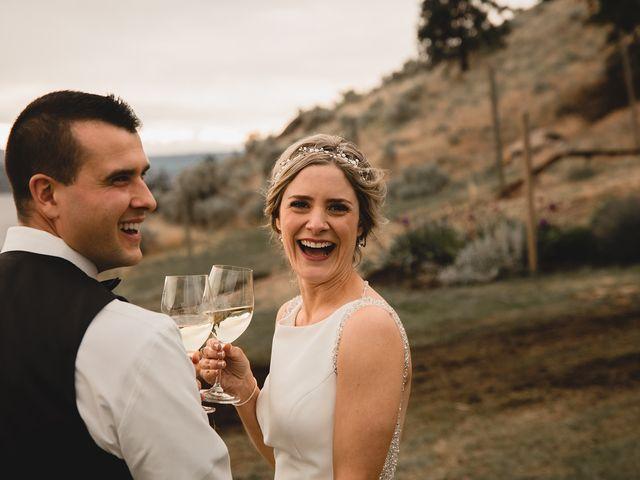 Alex and Charisse's wedding in Penticton, British Columbia 123