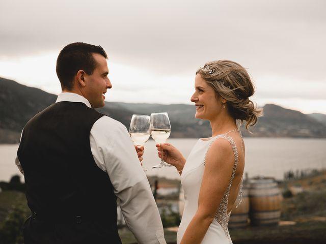 Alex and Charisse's wedding in Penticton, British Columbia 124