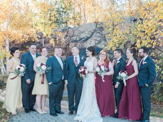 Josh and Tamara's wedding in Sudbury, Ontario 16