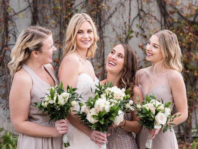 Shawn and Jess's wedding in Newmarket, Ontario 2