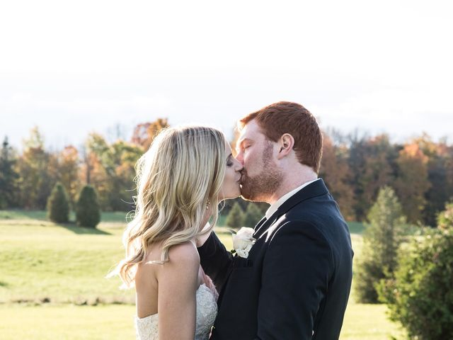 Shawn and Jess's wedding in Newmarket, Ontario 13