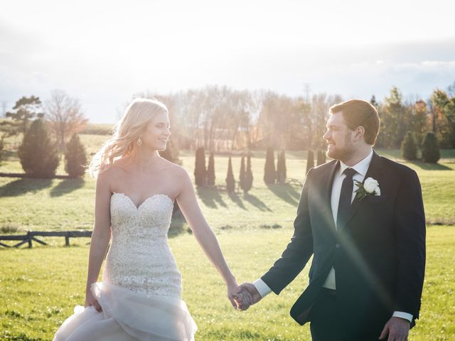 Shawn and Jess's wedding in Newmarket, Ontario 17