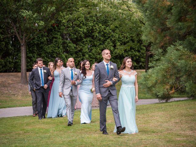 Andrew and Daniela's wedding in Vancouver, British Columbia 34