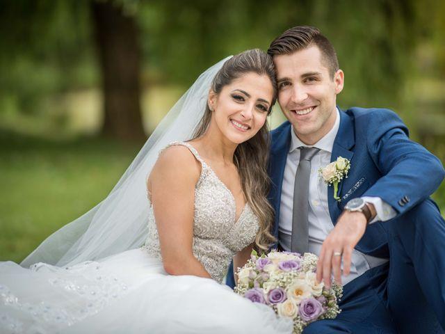 Andrew and Daniela's wedding in Vancouver, British Columbia 2