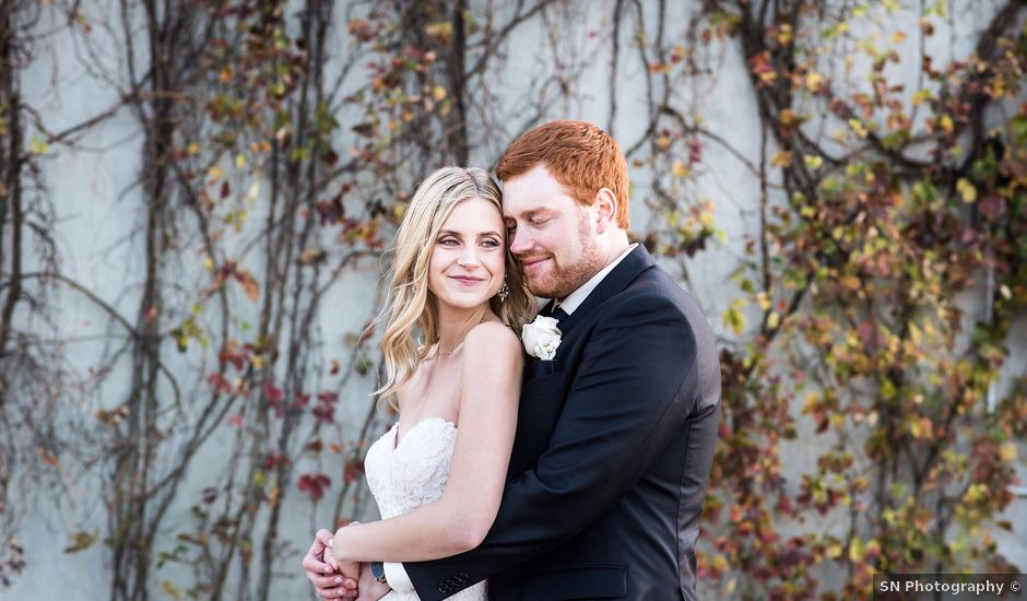 Shawn and Jess's wedding in Newmarket, Ontario