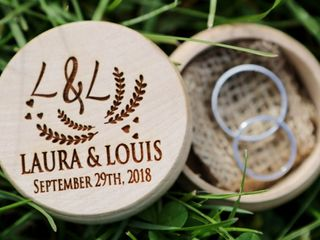 The wedding of Laura and Louis-Philippe 2