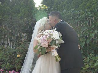 The wedding of Joseph and Jen