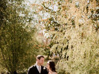 The wedding of Dawna and Josh 2
