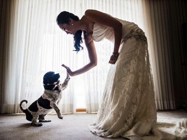 Arvine and Darlene's wedding in Winnipeg, Manitoba 9