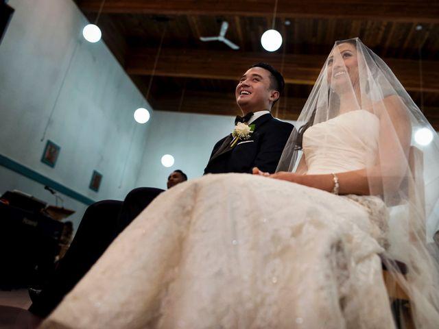 Arvine and Darlene's wedding in Winnipeg, Manitoba 11